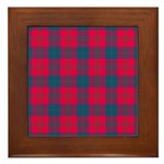 Tartan - Wotherspoon Framed Tile