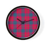 Tartan - Wotherspoon Wall Clock