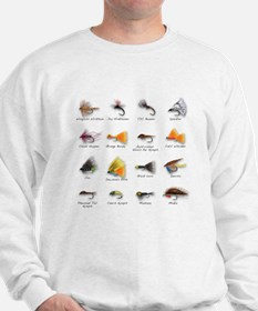Flies Sweatshirt