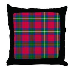 Tartan - Ruthven Throw Pillow