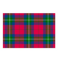 Tartan - Ruthven Postcards (Package of 8)