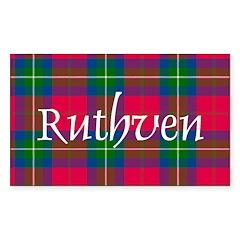 Tartan - Ruthven Decal