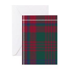 Tartan - Wilson Greeting Card