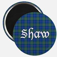 Tartan - Shaw Magnet