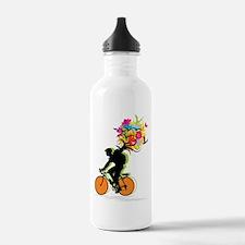 biker Water Bottle