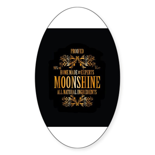 moonshine-label-002 Decal by robinlund