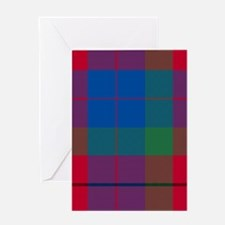 Tartan - Skene Greeting Card