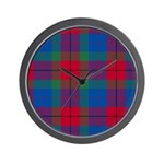 Tartan - Skene Wall Clock