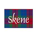 Tartan - Skene Rectangle Magnet (100 pack)