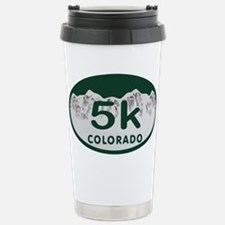 5K Colo Oval Travel Mug