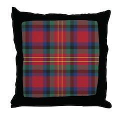 Tartan - Sturrock Throw Pillow