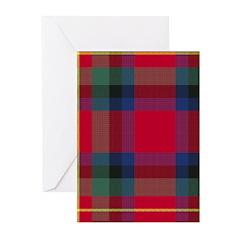 Tartan - Sturrock Greeting Cards (Pk of 10)