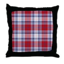 Tartan - Warden Throw Pillow