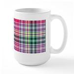 Tartan - Waggrall Large Mug