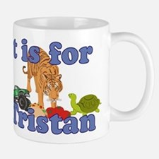 T is for Tristan Mug