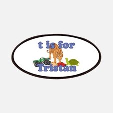 T is for Tristan Patches