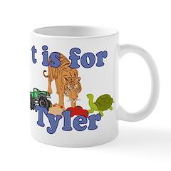 T is for Tyler Mug
