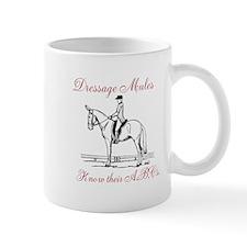 Dressage Mules Mug