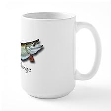 Large Muskellunge Coffee Mug
