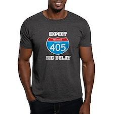 405 expect big delay T-Shirt