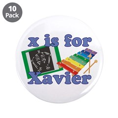 X is for Xavier 3.5