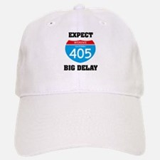 Interstate 405 Baseball Baseball Cap