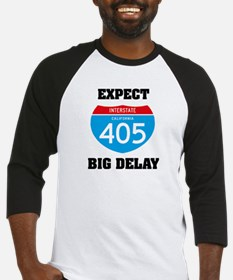 Interstate 405 Baseball Jersey