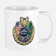 Border Patrol Honor Guard Small Small Mug