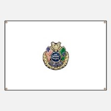 Border Patrol Honor Guard Banner