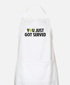 You just got served-Tennis Apron