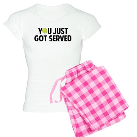 You just got served-Tennis Women's Light Pajamas