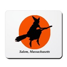 Salem, Mass. Witch Mousepad