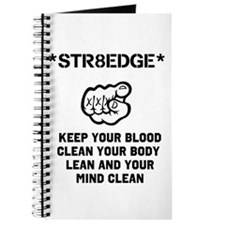 Cute Straightedge Journal