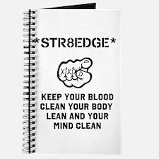 Straight edge Journal
