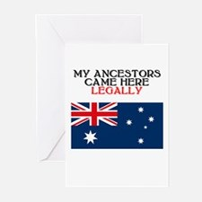Australian Heritage Greeting Cards (Pk of 10)