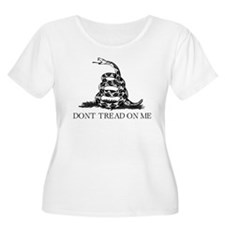 Cute Dont tread on me flags T-Shirt