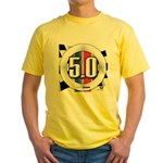 5.0 50 RWB Yellow T-Shirt