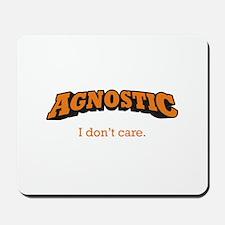 Agnostic / Care Mousepad