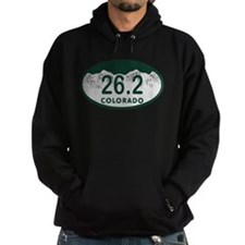 26.2 Colo License Plate Hoodie