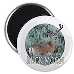 Buck moon Magnet
