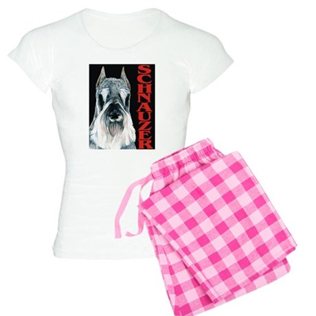 Urban Schnauzer Women's Light Pajamas