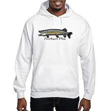 Hooded Northern Pike Sweatshirt