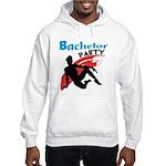 Sexy Bachelor Party Hooded Sweatshirt