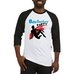 Sexy Bachelor Party Baseball Jersey