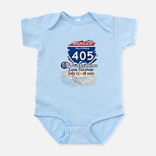 Lone Survivor: Infant Bodysuit
