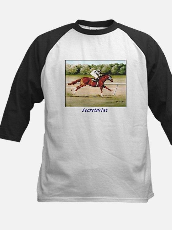 Secretariat Kids Baseball Jersey