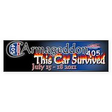 Carmageddon: Bumper Sticker