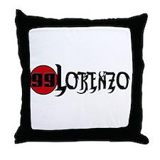 JLThundercats Throw Pillow