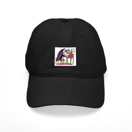 pEnGuIn pIaNiSt Black Cap