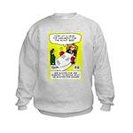 A Judge's Kid's Sweatshirt